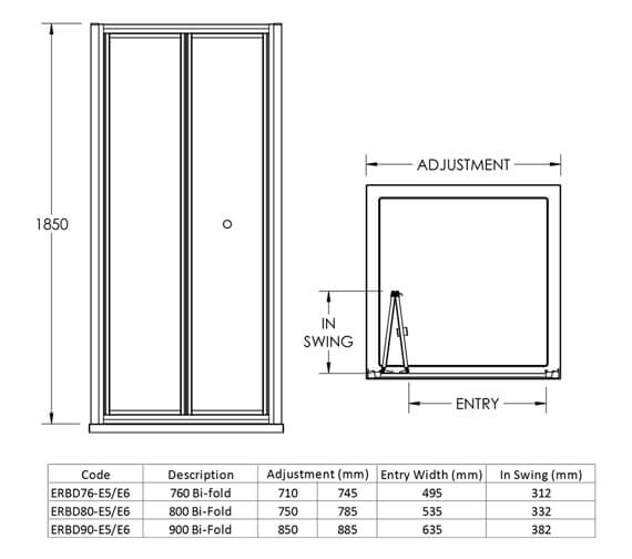 Technical drawing QS-V78602 / ERBD76