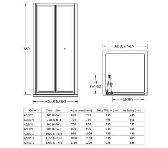 Technical drawing QS-V60239 / AQBD7