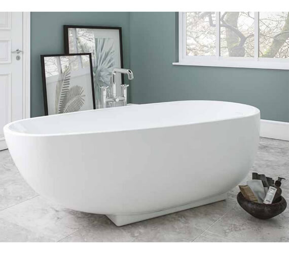 Royce Morgan Seaton 1680 x 770mm Freestanding Bath