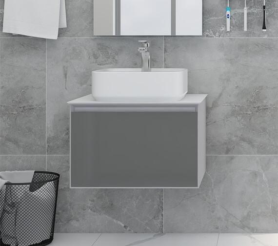 Alternate image of IMEX Essence Single Drawer Cabinet