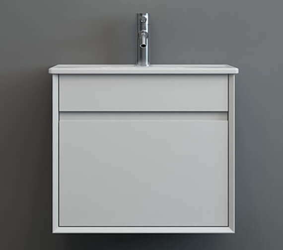 IMEX Alma Wall Hung Single Drawer Cabinet