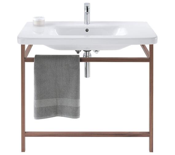 Duravit DuraStyle Floor-Mounted ACC Towel Rail For Washbasin