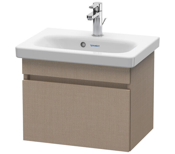 Duravit DuraStyle 500 x 368mm 1 Pull-Out Compartment Vanity Unit