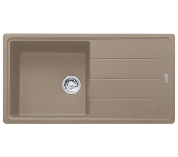 Alternate image of Franke Basis BFG 611-970 1.0 Bowl Granite Kitchen Inset Sink