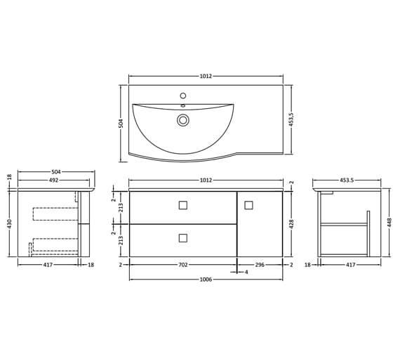 Technical drawing QS-V93895 / SAR103L