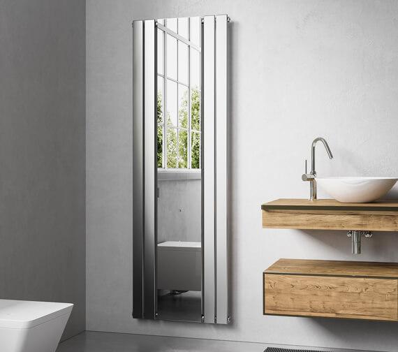 Lazzarini Empoli 1800 x 600mm Towel Radiator