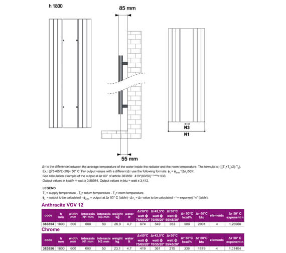 Technical drawing QS-V105025 / 383854