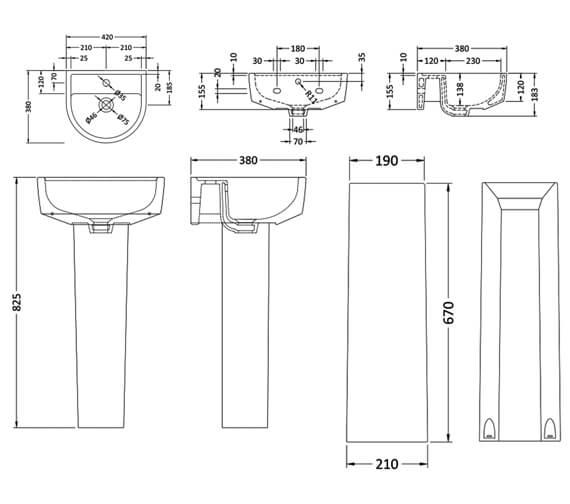 Technical drawing QS-V26929 / CPV001