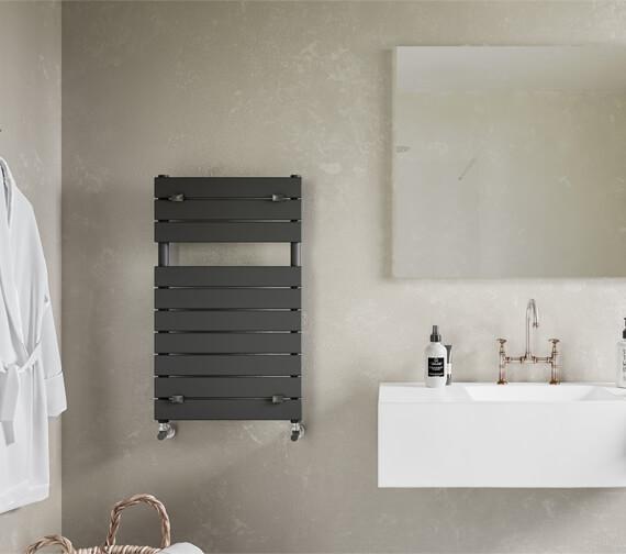 Alternate image of Lazzarini Palermo 500mm Width Towel Warmer