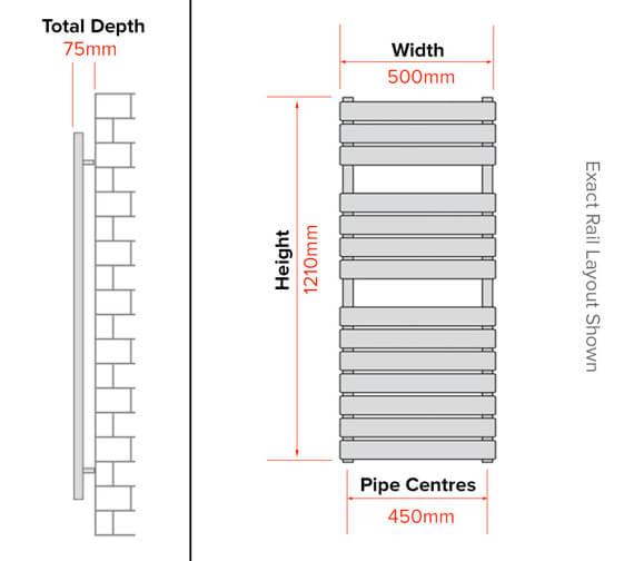 Technical drawing QS-V89624 / 386975