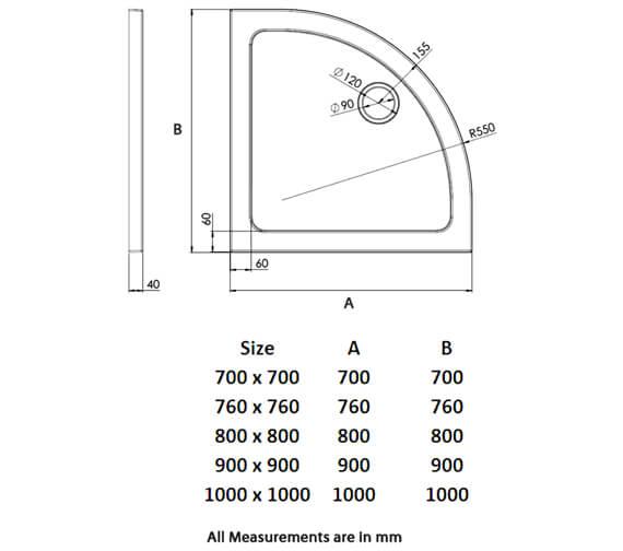 Technical drawing QS-V98020 / NTP096