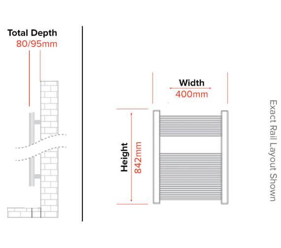 Technical drawing QS-V105030 / 383470