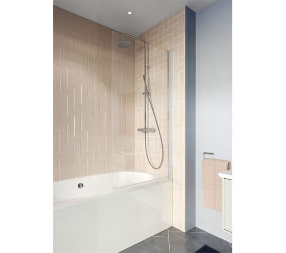 Crosswater Clear 6 1500mm Height Single Or Double Panel