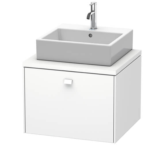 Duravit Brioso 550mm Wall Mounted 1 Pull-Out Compartment Vanity Unit