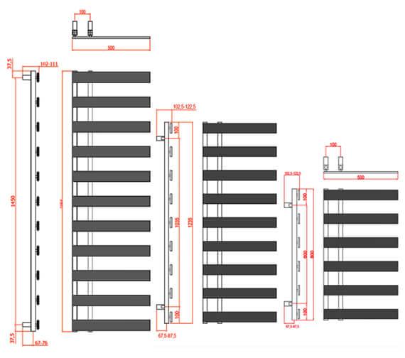Technical drawing QS-V20825 / RND-FR508A