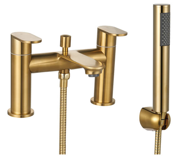 Additional image of Niagara Albury Deck Mounted Bath Shower Mixer Tap With Kit