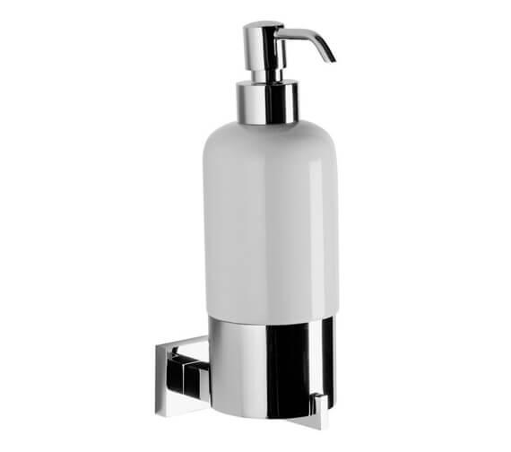 Crosswater Zeya Ceramic Soap Dispenser - ZE011C+