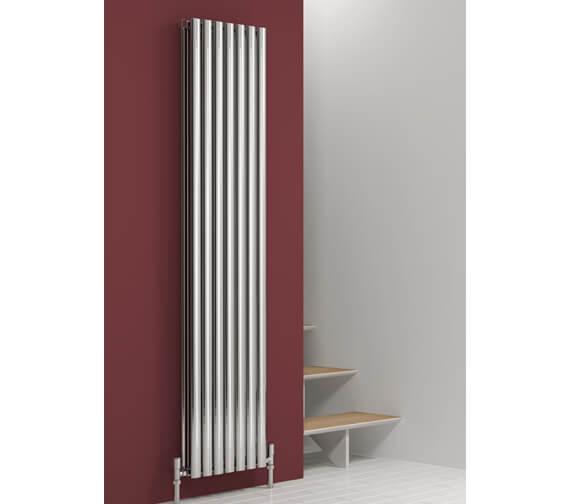Reina Nerox 1800mm High Double Panel Vertical Radiator