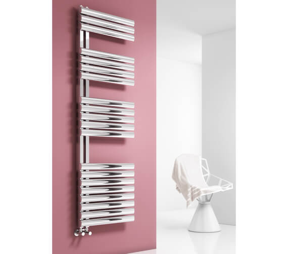 Reina Scalo 500mm Wide Designer Radiator