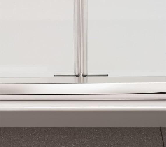 Alternate image of Crosswater Kai 6 1900mm Height Bi-Fold Door