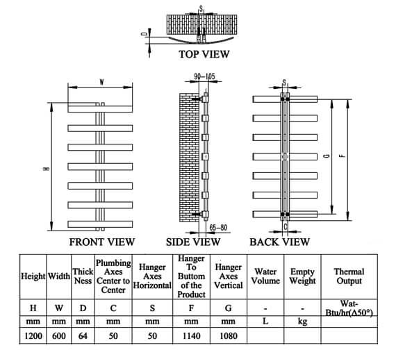 Technical drawing QS-V20851 / RNS-RIE612