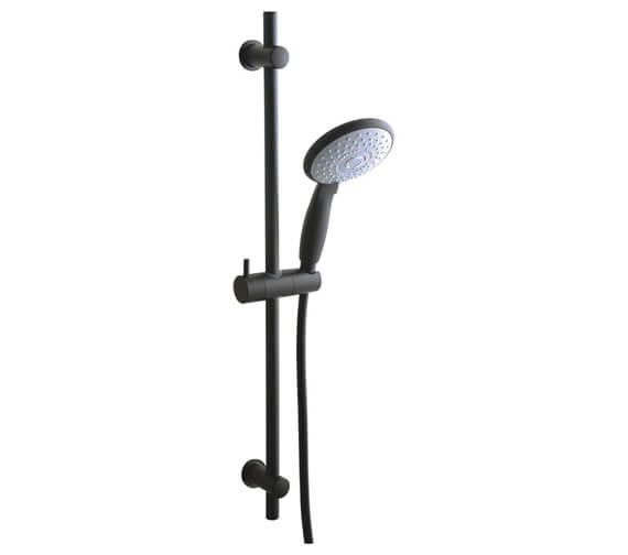 Additional image of Niagara Equate Deluxe Slider Rail Kit With Round Handset