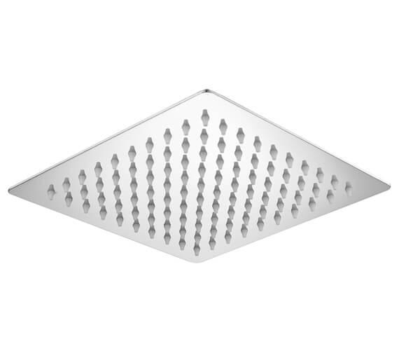 Niagara Observa Slimline 200mm Square Ultra Thin Shower Head