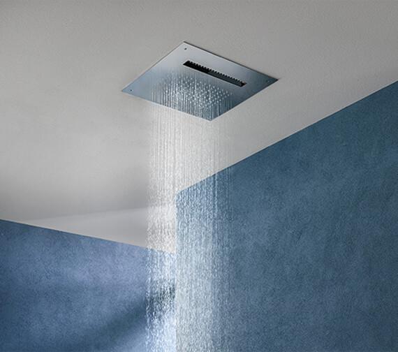 Crosswater Revive Wire Flow Shower Head