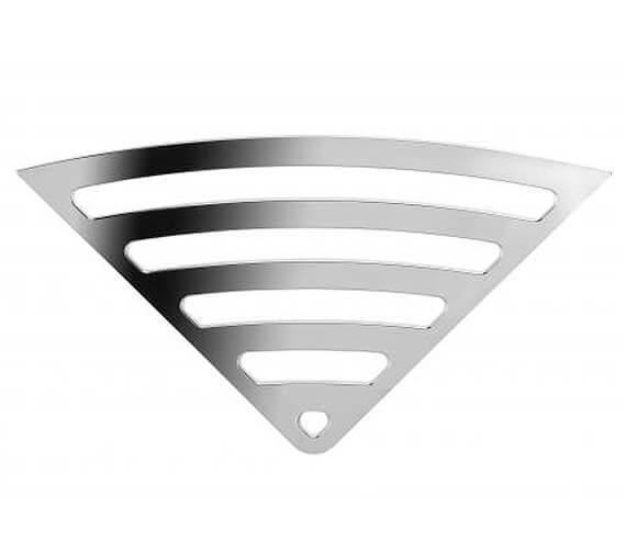 Croydex ABS Chrome Shelf