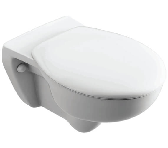 Lecico Atlas Pro 521mm Projection Wall Hung WC Pan