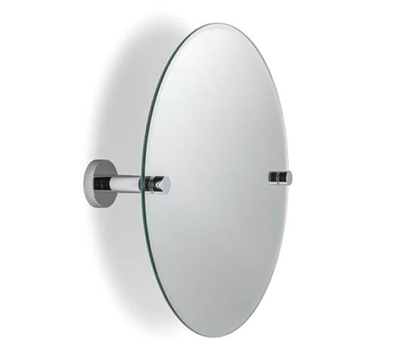 Croydex Flexi-Fix 380mm Round Mirror