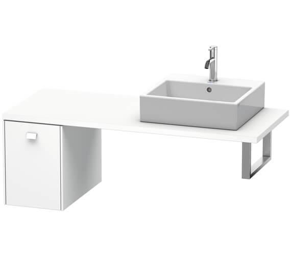 Duravit Brioso 550mm Depth Floor Standing Cabinet For Console