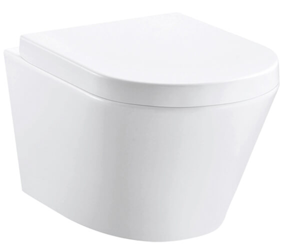 IMEX Arco Rimless Projection Wall Hung WC Pan