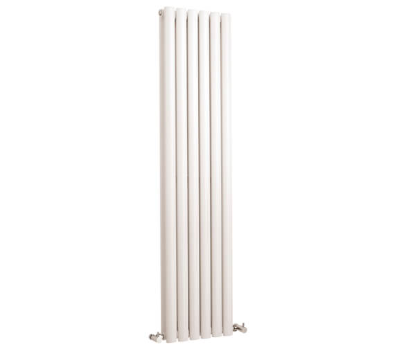 Alternate image of Hudson Reed Revive Double Panel Vertical Designer Radiator