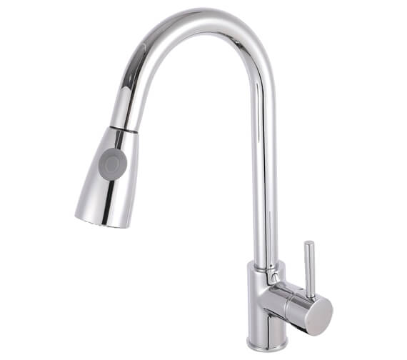 Nuie Pull-Out Kitchen Sink Mixer Tap
