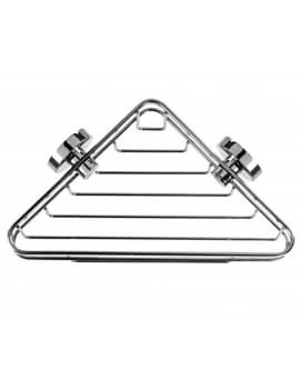 Alternate image of Croydex Brockham Flexi-Fix Single Corner Basket