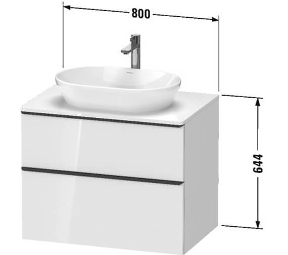 Technical drawing QS-V104425 / DE496701818