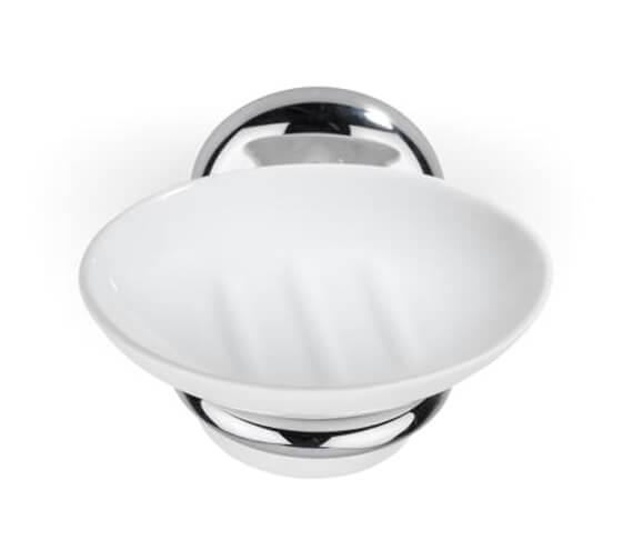 Alternate image of Croydex Flexi-Fix Grosvenor Soap Dish And Holder