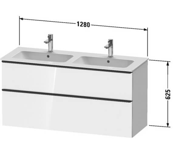 Technical drawing QS-V104568 / DE436501818