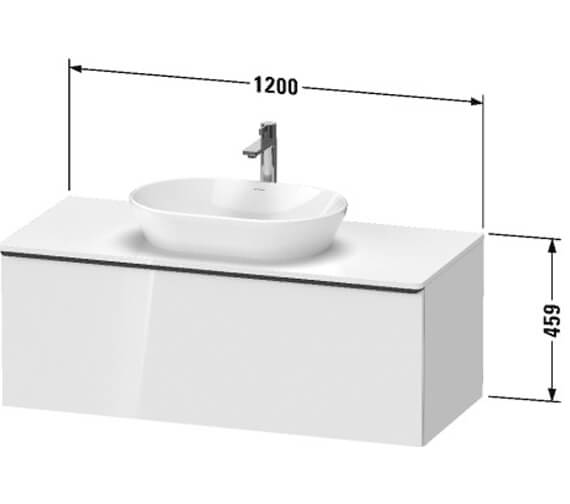 Technical drawing QS-V104426 / DE494701818