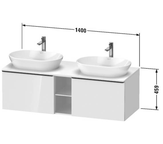 Technical drawing QS-V104427 / DE4950L1818