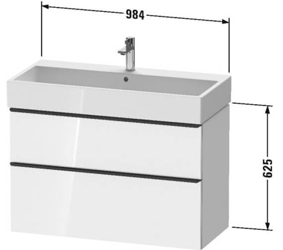 Technical drawing QS-V104571 / DE437001818