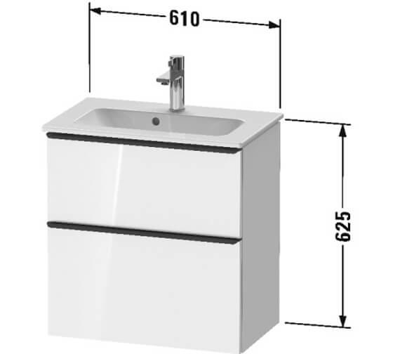 Technical drawing QS-V104570 / DE436801818