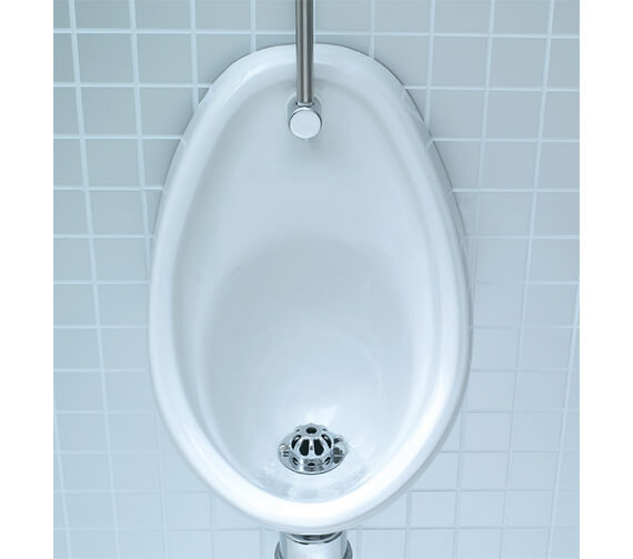 Lecico Atlas Exposed Pipework Urinal Pack