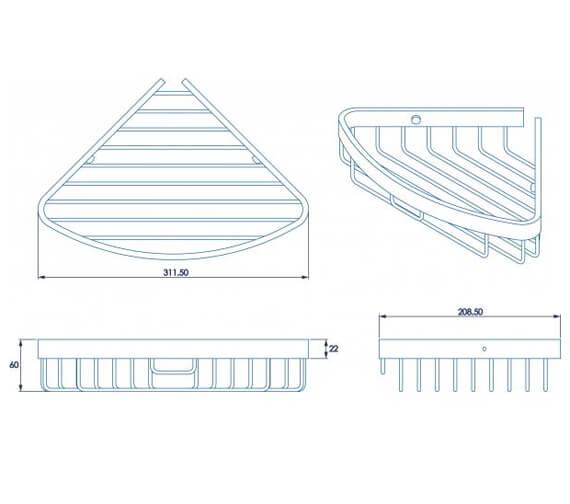 Technical drawing QS-V105739 / QM775941