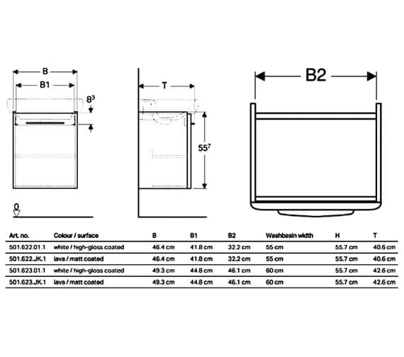 Technical drawing QS-V10691 / 501.622.01.1