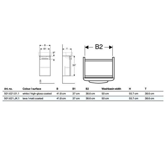 Technical drawing QS-V10689 / 501.621.01.1