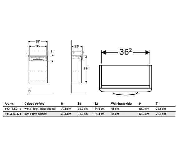 Technical drawing QS-V10687 / 500.183.01.1