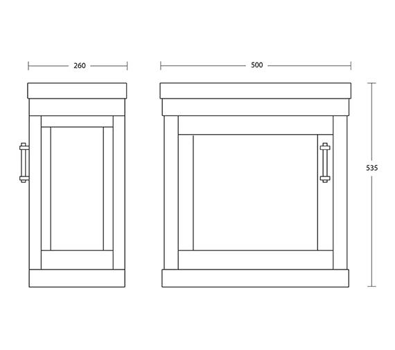 Technical drawing QS-V104094 / XWMC130020