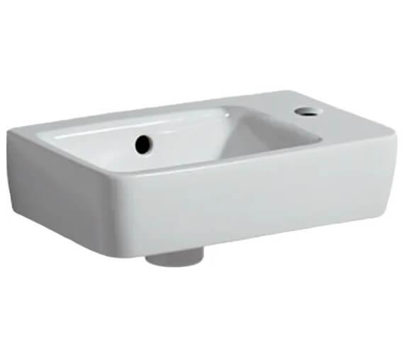 Geberit Selnova Small Projection Compact Handrinse Basin